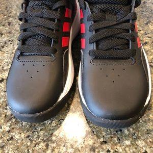 adidas Shoes - ADIDAS Neo Cloudfoam Ilation Mid Wide K Skate Shoe 23d97594261